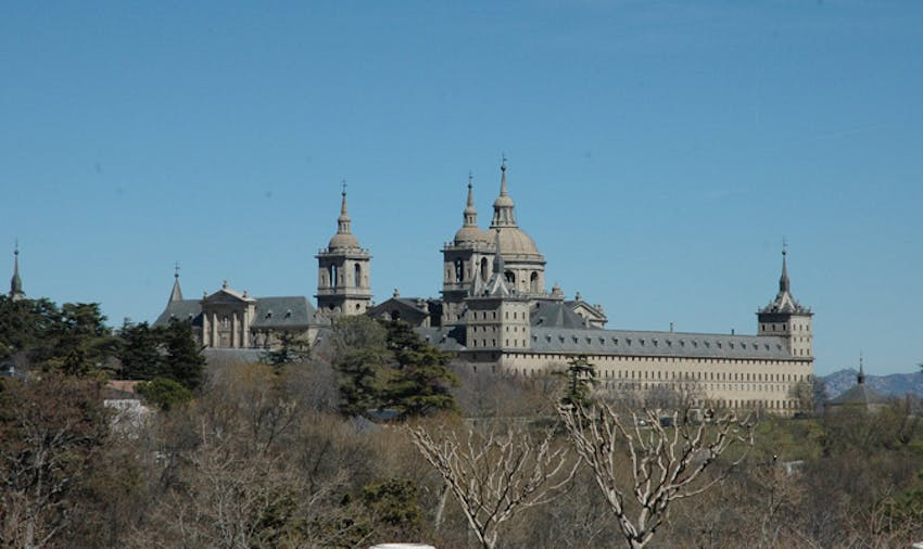 IVHQ Volunteer in Spain eL Escorial