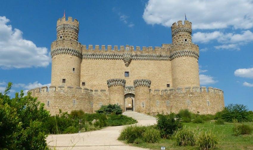 IVHQ Volunteer in Spain Castle of Manzanares el Real