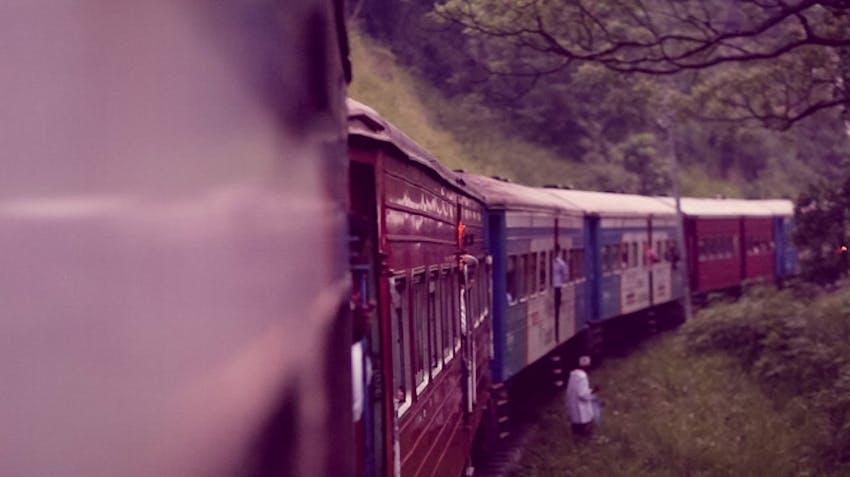 Catching a train through Sri Lanka with IVHQ