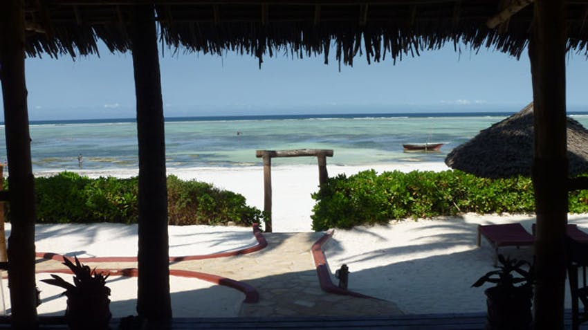 Visiting Zanzibar as an IVHQ volunteer in Tanzania