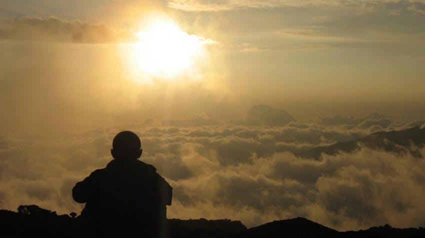 Climbing Mt Kilimanjaro while volunteering in Tanzania with IVHQ