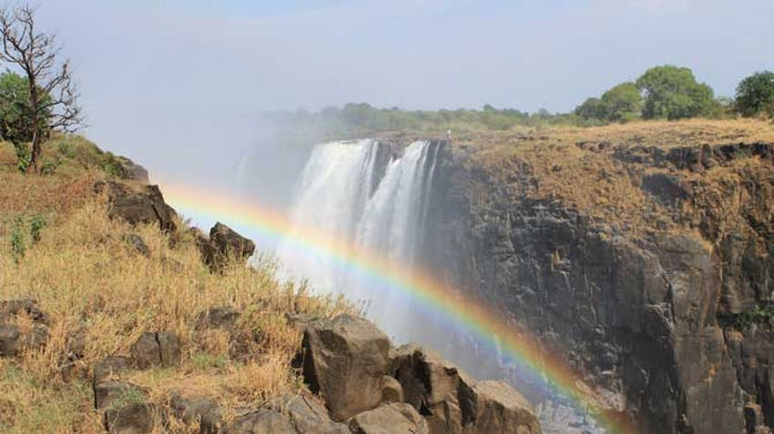 Visit Victoria Falls as an IVHQ volunteer