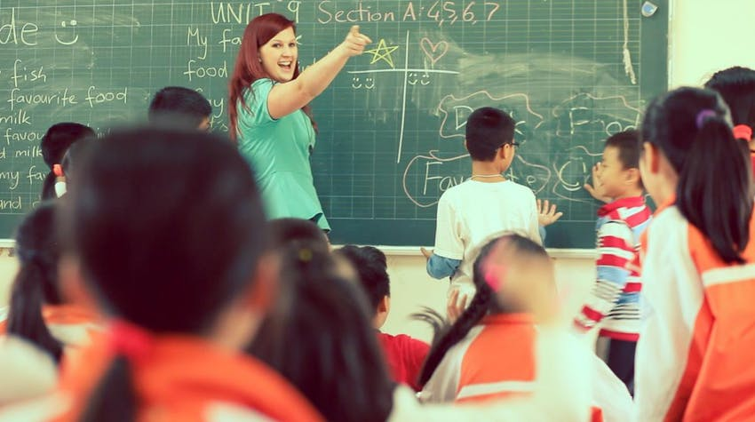Become a volunteer teacher in Vietnam with International Volunteer HQ