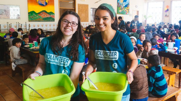 Volunteer activity ideas