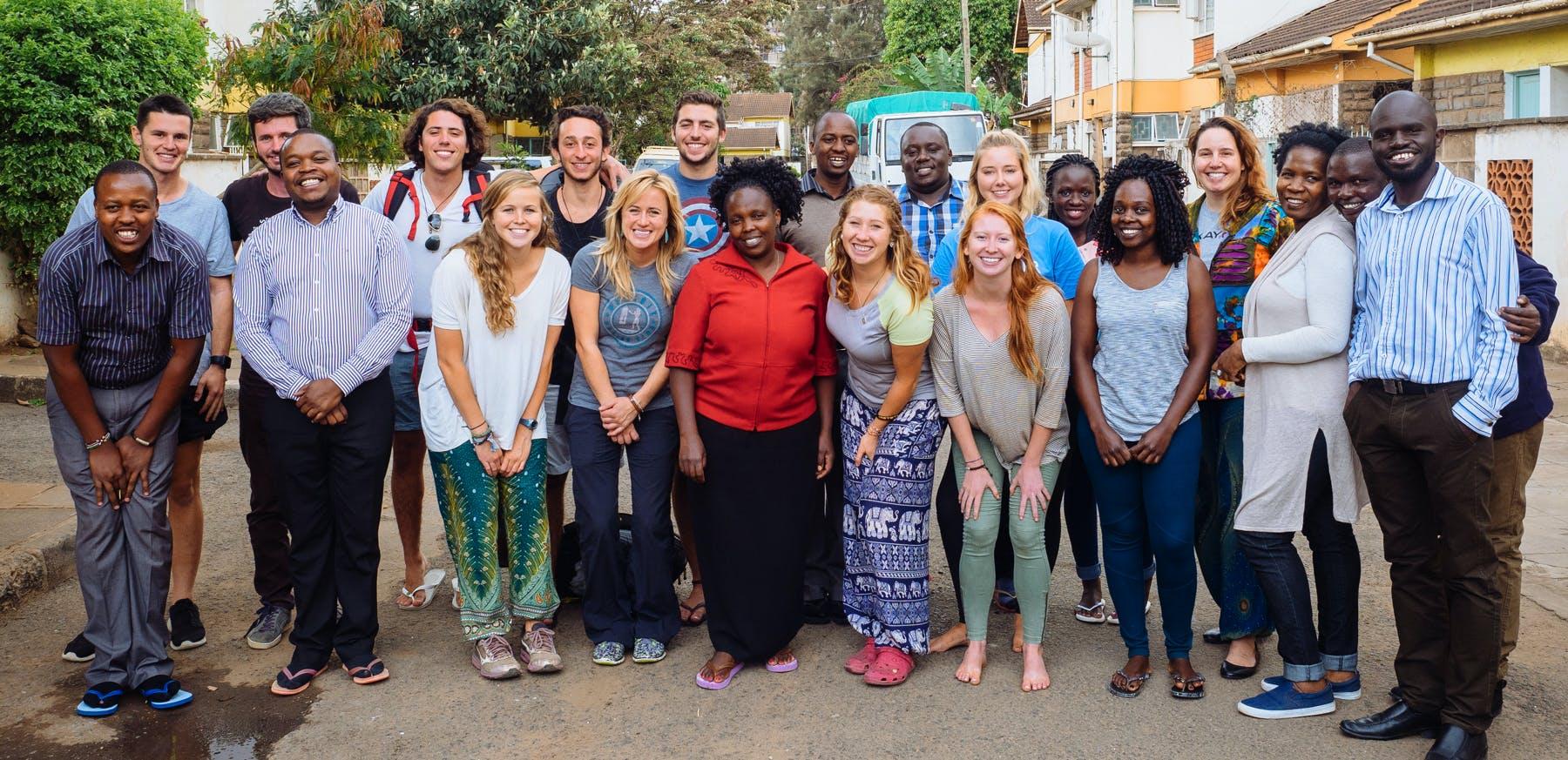 Diversity of IVHQ Volunteers