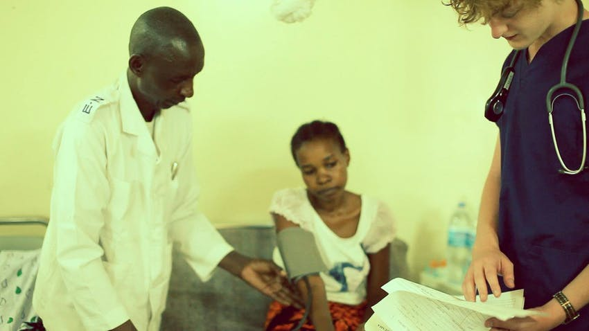 Medical placements volunteer abroad with International Volunteer HQ