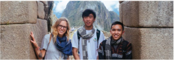 Volunteer travel for high school students