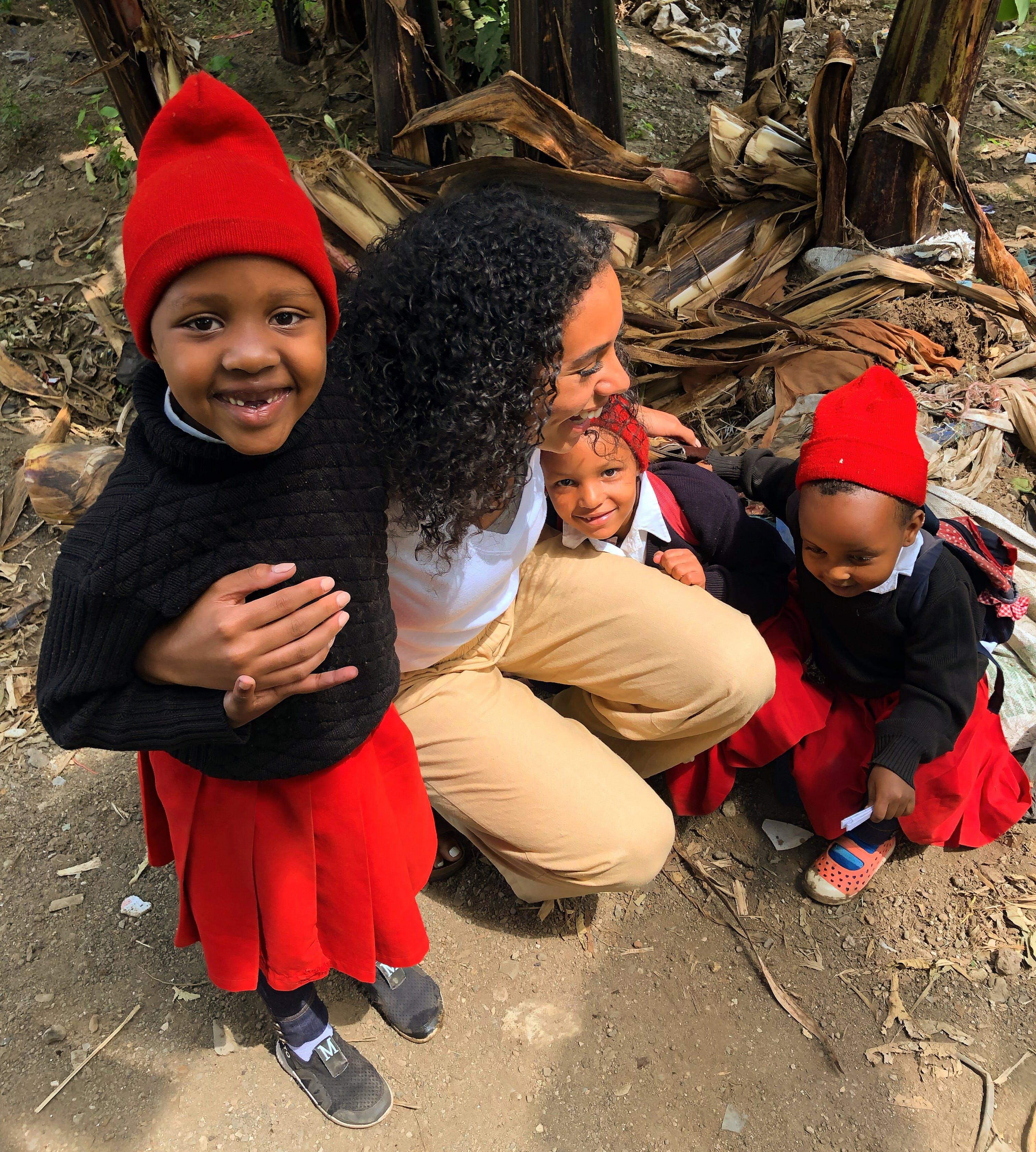 Childcare Volunteering Abroad Programs