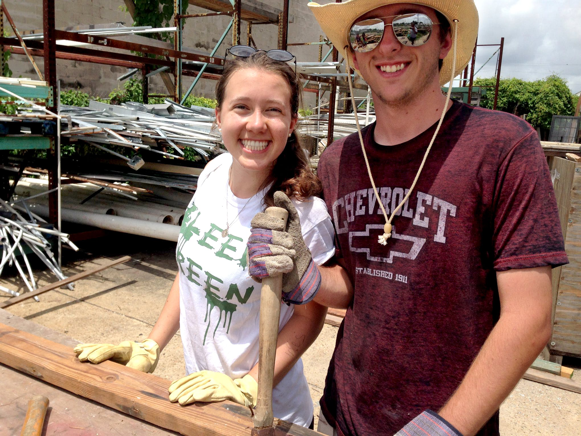 Community Development Volunteer Abroad Programs