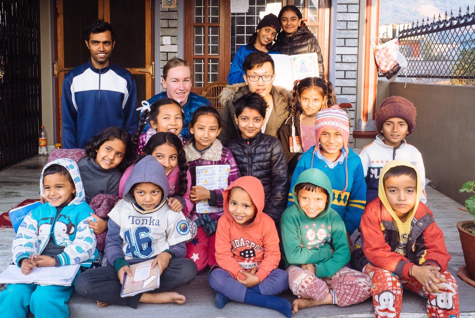 Teaching Volunteer Abroad Programs