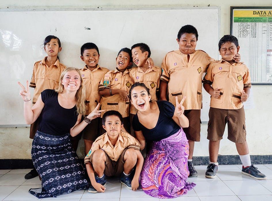 Kindergarten Volunteer Program in Bali - Lovina