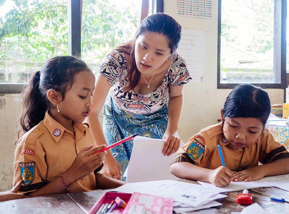 Teaching Volunteer Program in Bali - Lovina