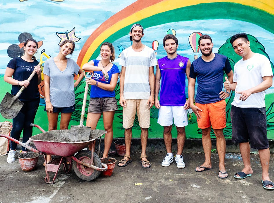 Construction and Renovation Volunteer Project in Bali - Ubud