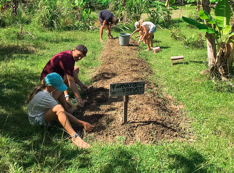 Environmental Education Volunteering in Bali - Ubud