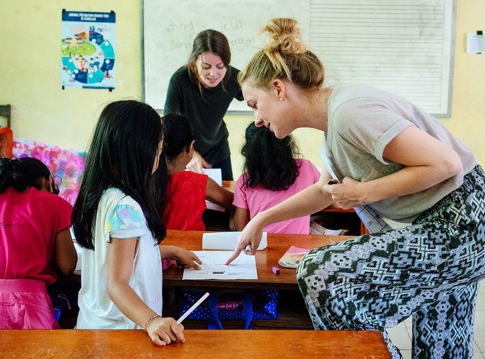 Health Education Volunteer Program in Bali - Ubud
