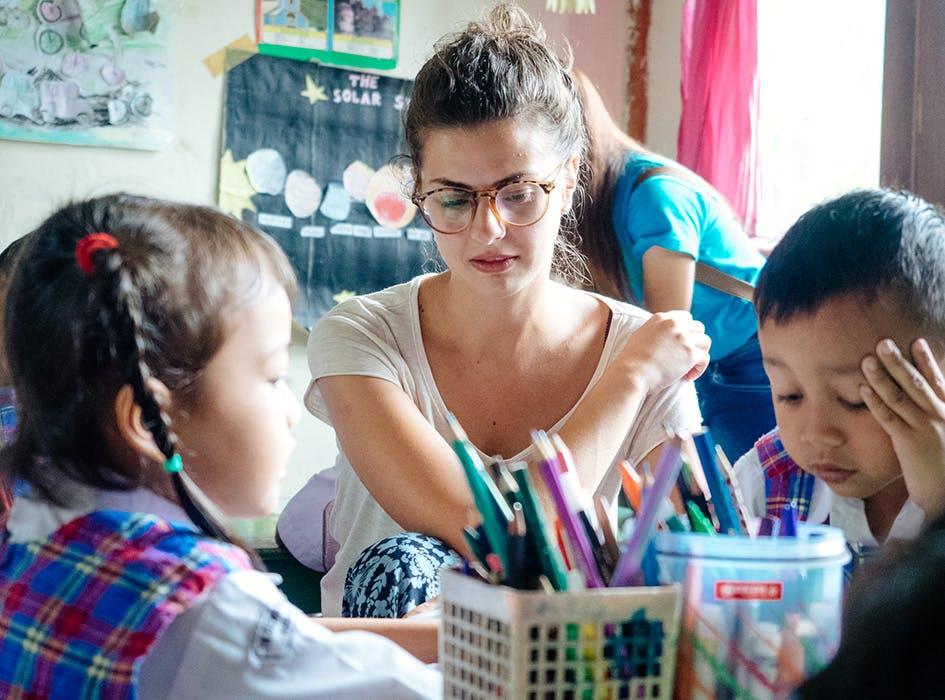 Kindergarten Volunteer Program in Bali - Ubud
