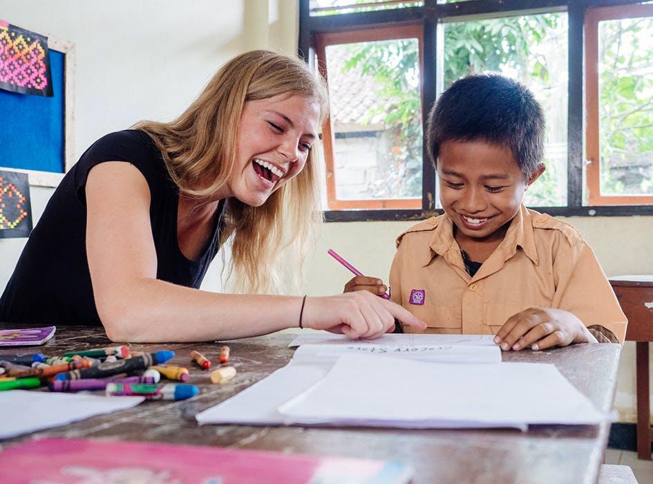 Teaching Volunteer Program in Bali - Ubud