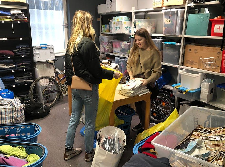 Community Outreach Volunteering in Belgium - Brussels