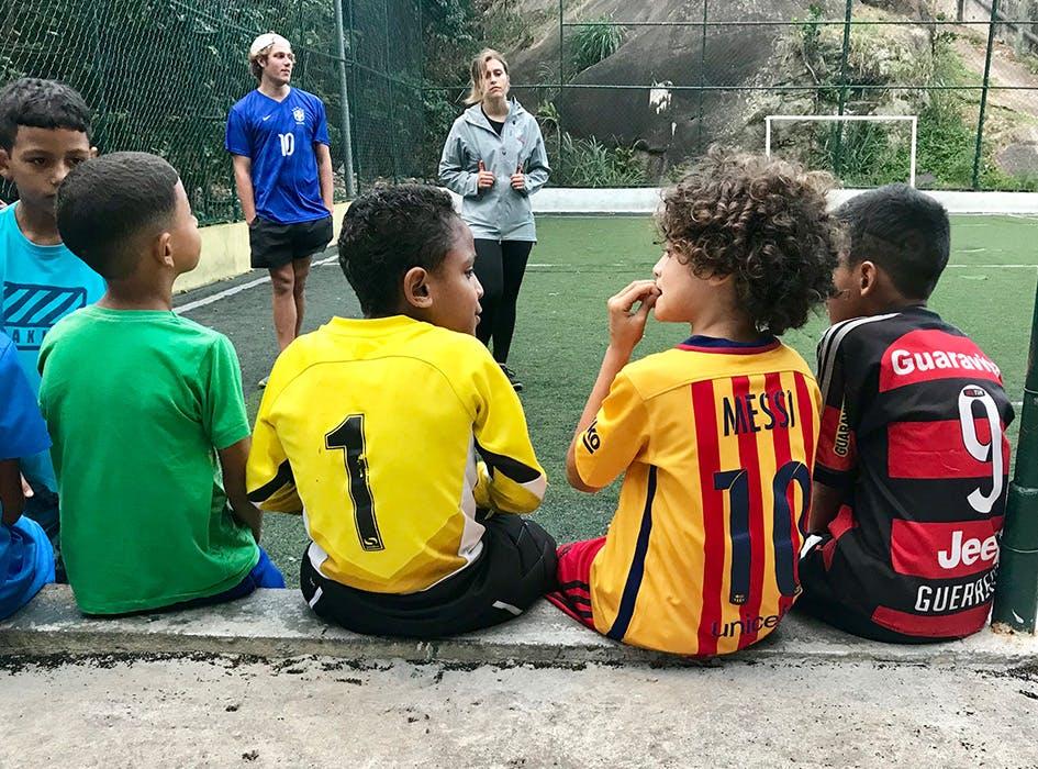 Sports Education Volunteer Program in Brazil - Rio de Janeiro