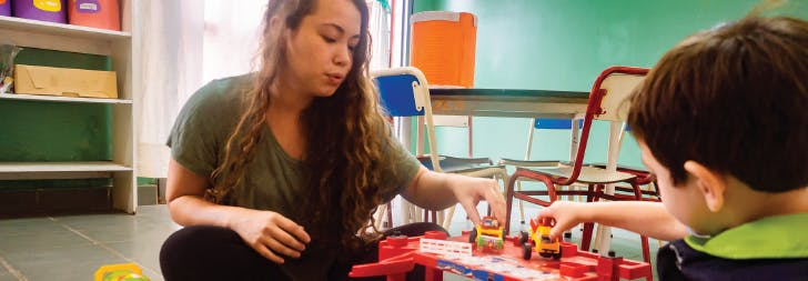 Childcare Volunteer Program in Argentina - Buenos Aires