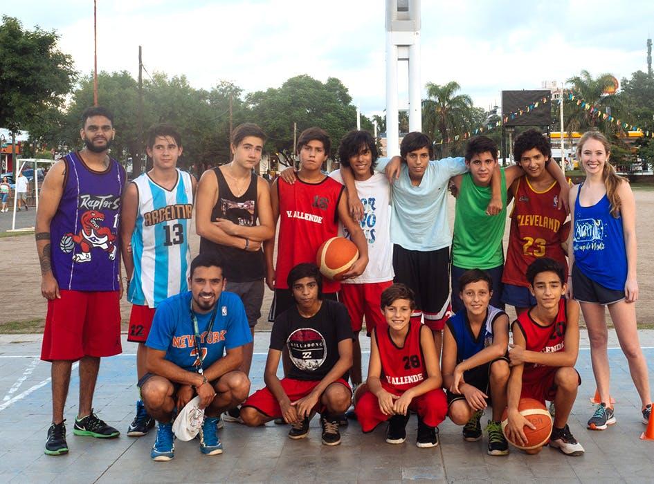 Sports Education Volunteer Program in Buenos Aires