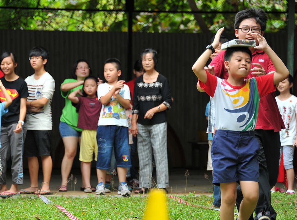 Summer Outreach in China - Xi'an