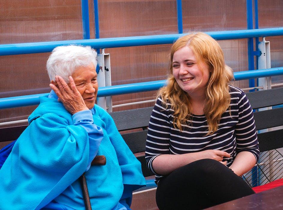 Elderly Care Volunteer Program in Colombia - Bogota