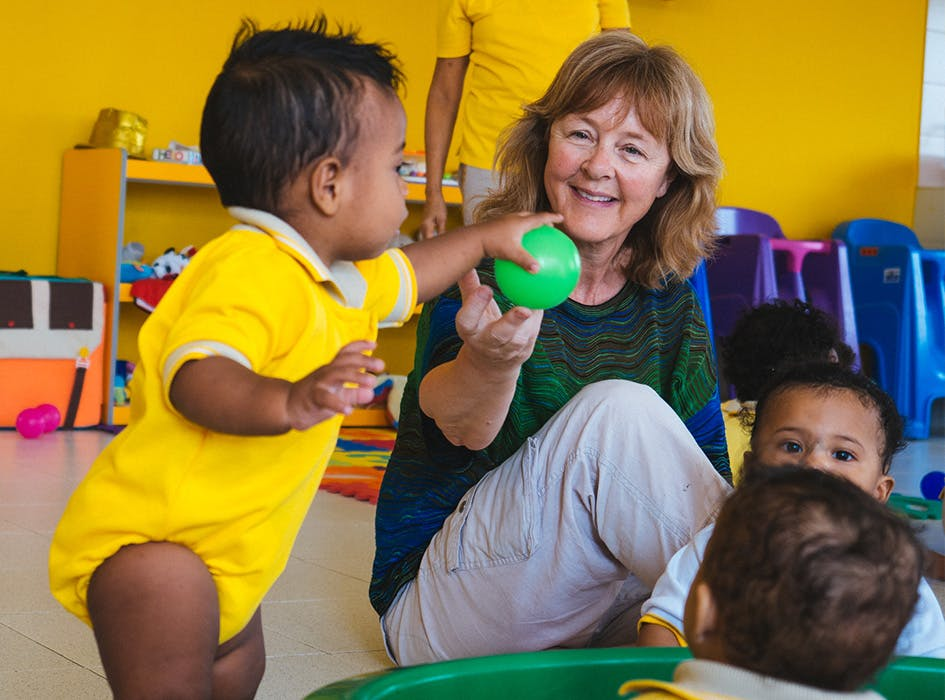 Childcare Volunteer Program in Colombia - Cartagena