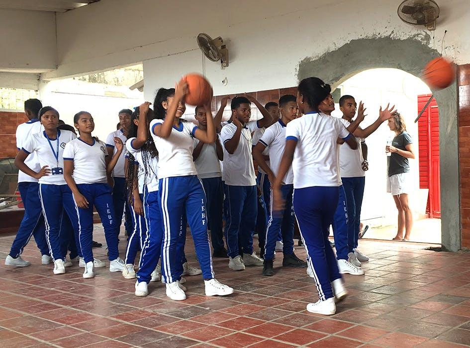 Sports Development Volunteer Program in Colombia - Cartagena