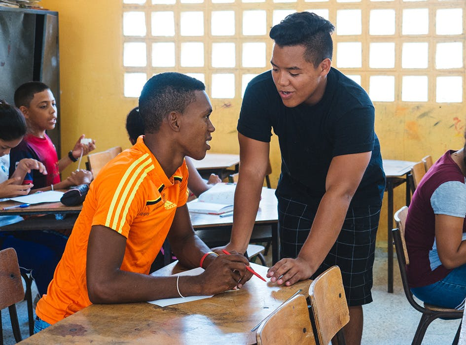 Teaching English Volunteer Program in  Colombia - Cartagena