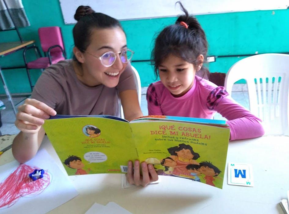 Childcare Volunteer Program in Argentina - Cordoba