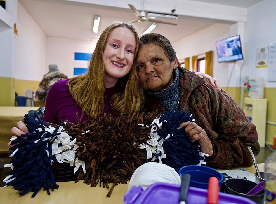 Elderly Care Volunteer Program in Argentina - Cordoba