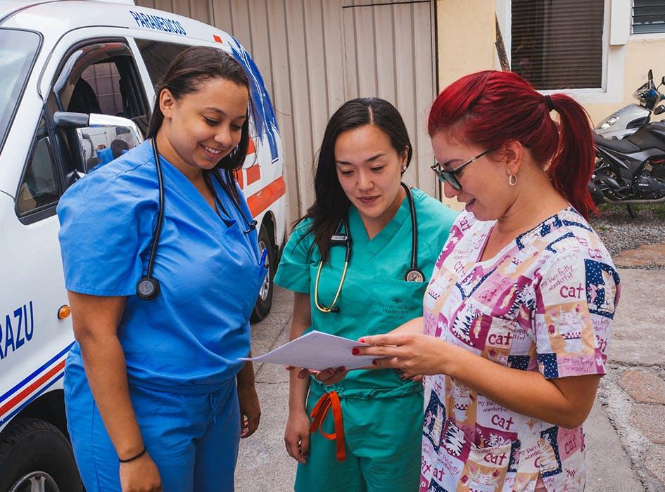 Healthcare Volunteer Project in Costa Rica - San Jose