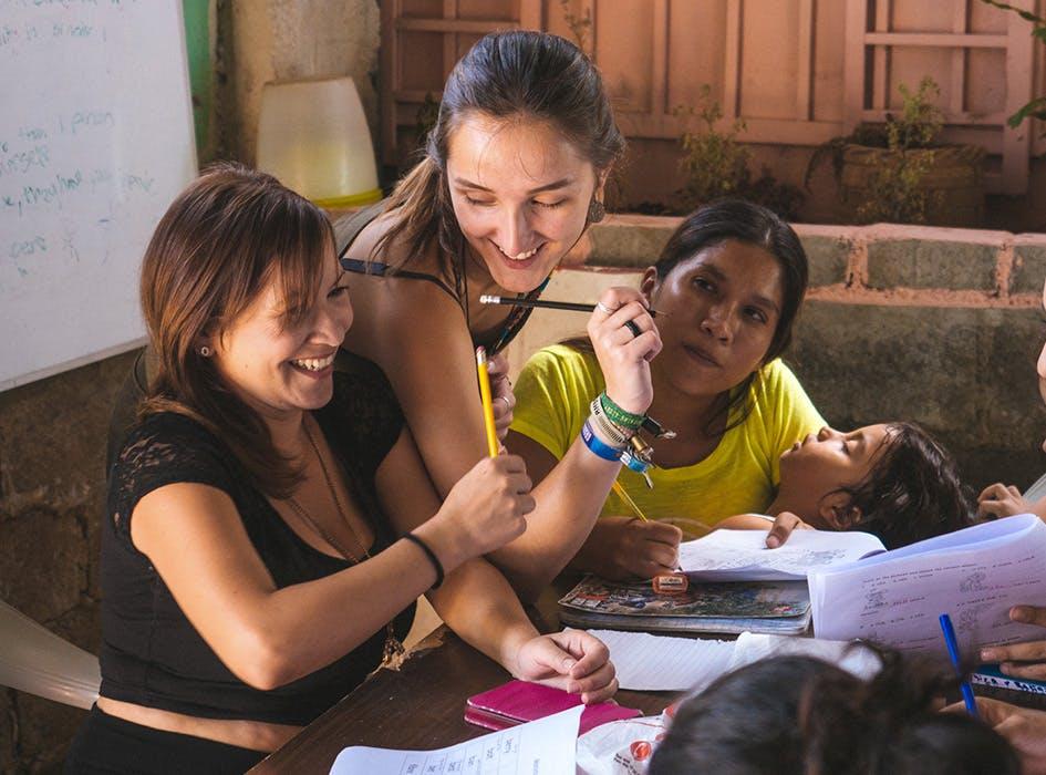 Teaching English Volunteer Project Costa Rica - San Jose