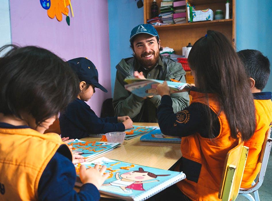 Kindergarten Volunteer Program in Ecuador - Quito