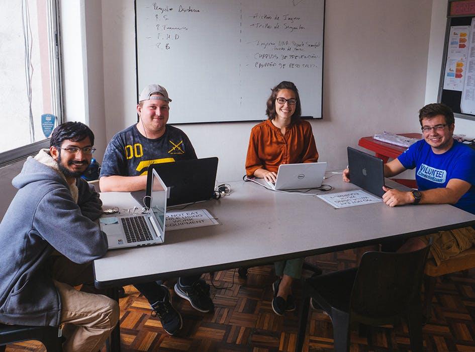 NGO Support Volunteer in Ecuador - Quito