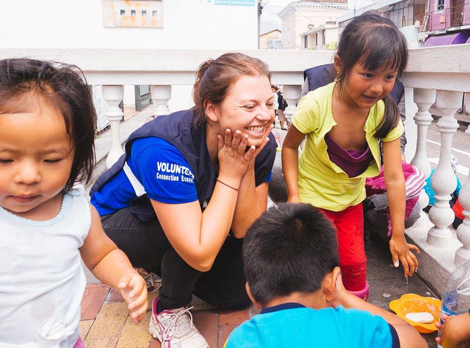 School Break Volunteer Program in Ecuador - Quito