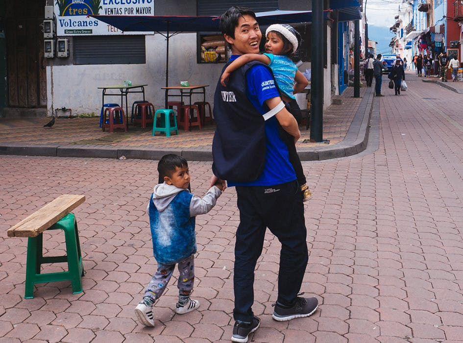 Shelter Support Volunteer Project in Ecuador - Quito