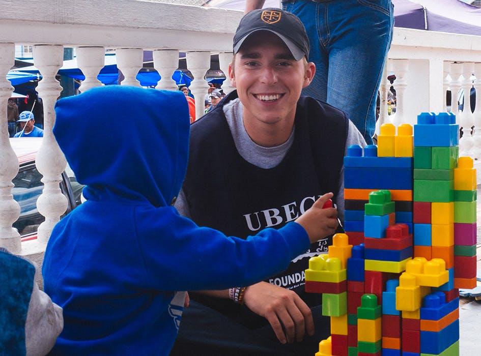Street Children Volunteer Work in Ecuador - Quito