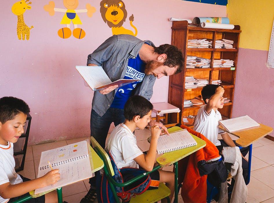 Teaching English Volunteer Program in Ecuador - Quito