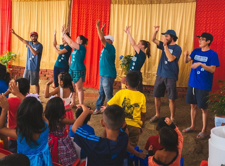 Kindergarten Volunteer Program in Ecuador - Santa Elena