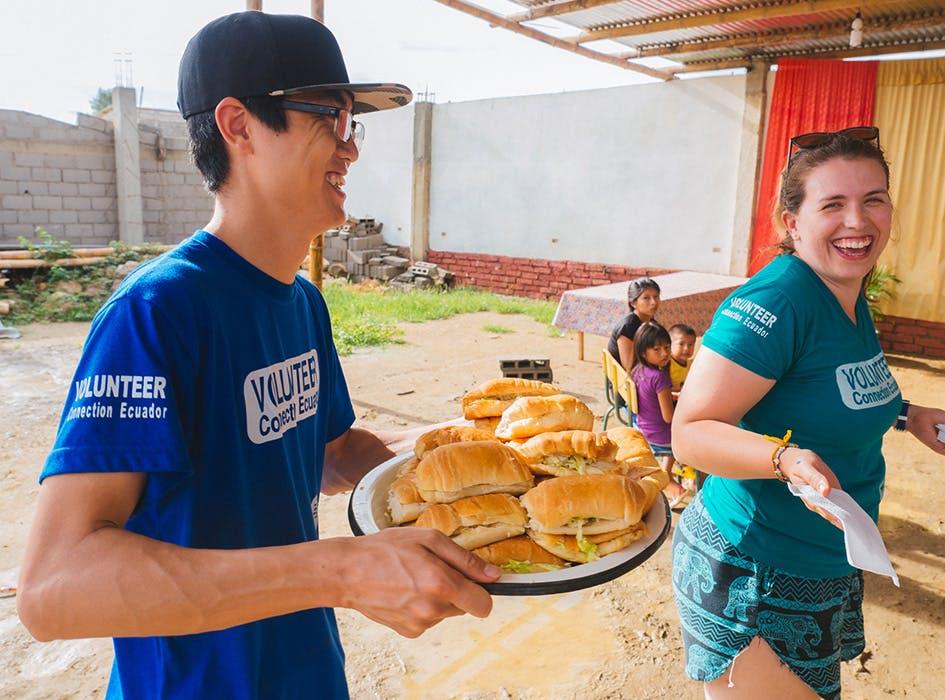 School Break Volunteer Program in Ecuador - Santa Elena