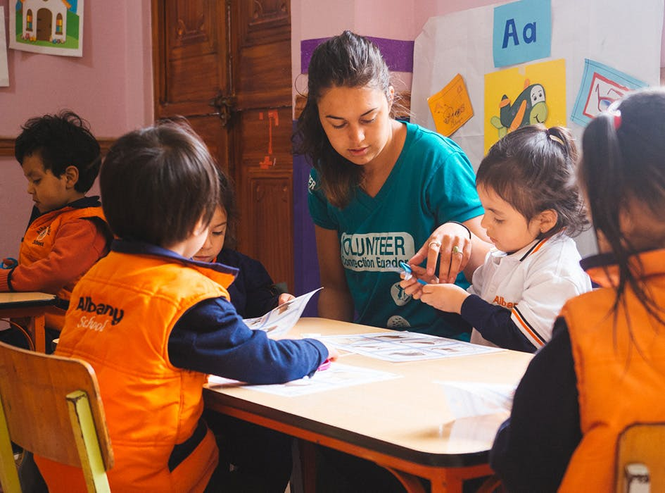 Teaching English Volunteer Program in Ecuador - Santa Elena