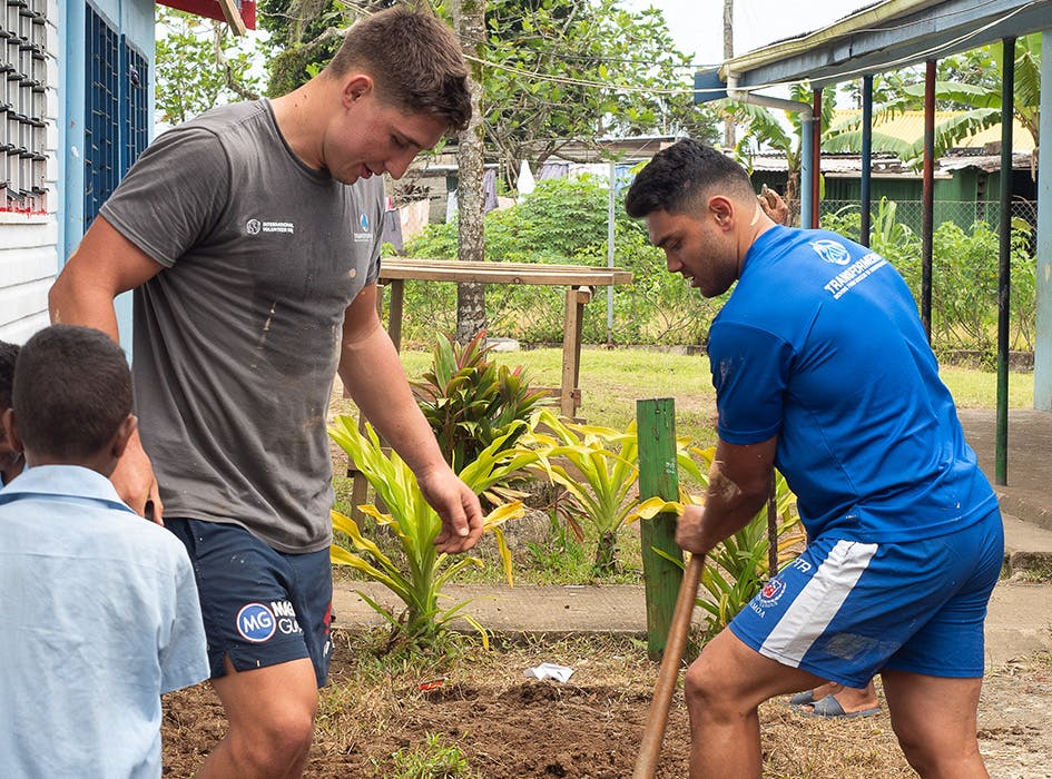 Construction and Renovation Volunteer Project in Fiji - Suva