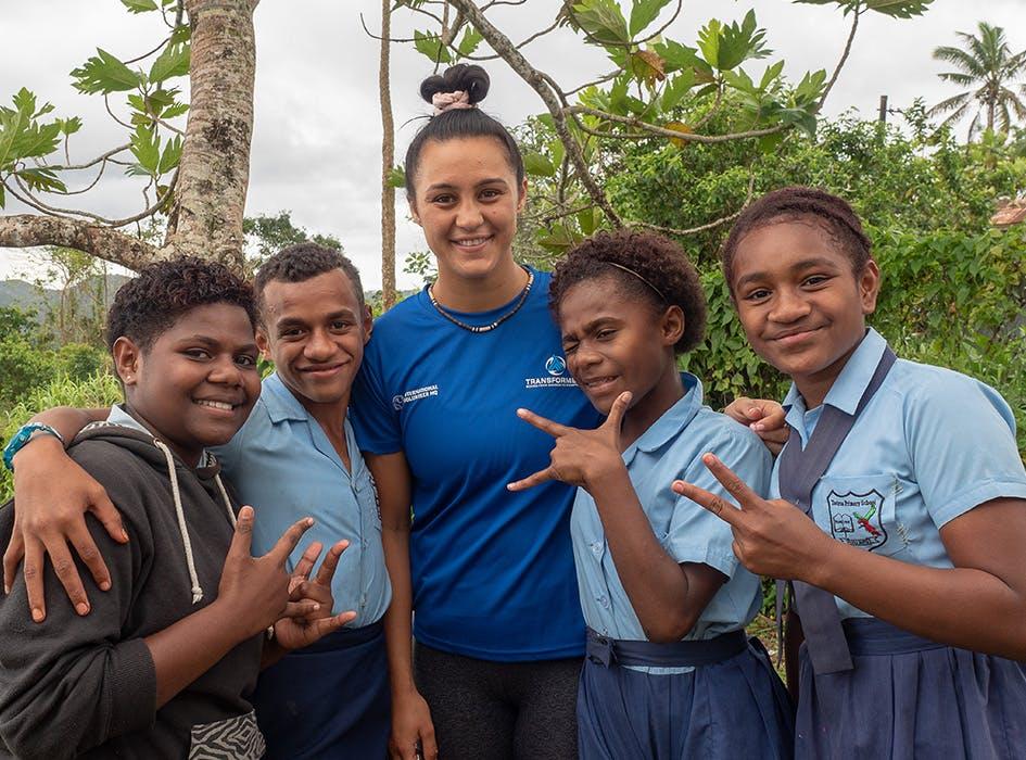 Teaching Volunteer Program in Fiji - Suva