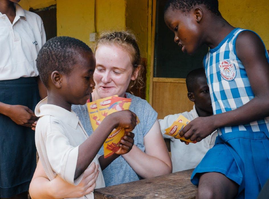 Childcare Volunteer Program in Ghana - Accra Region