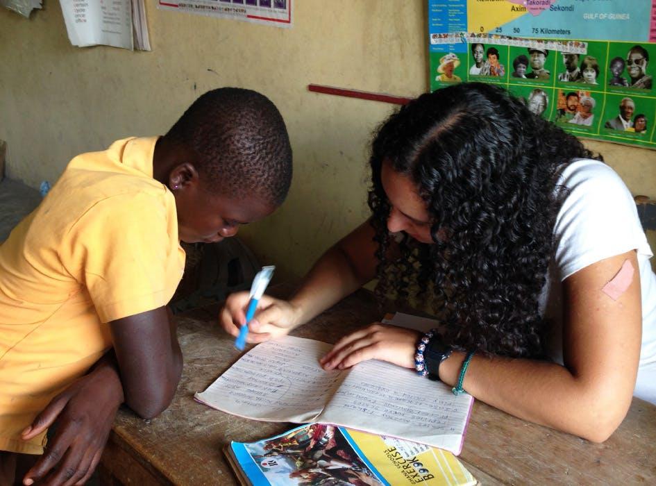 Teaching English Volunteer Project in Ghana - Accra Region