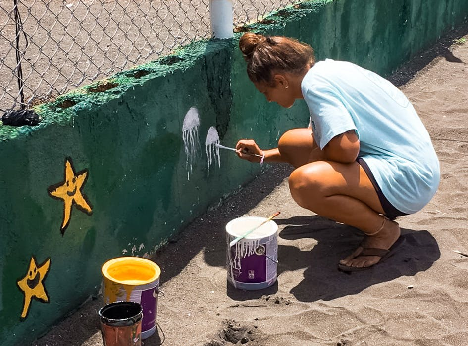 Beach & Turtle Conservation Volunteer Program in Guatemala
