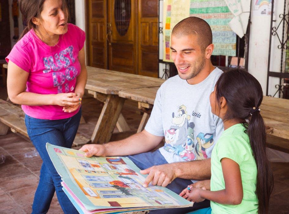 Childcare Volunteer Program in Guatemala - Antigua