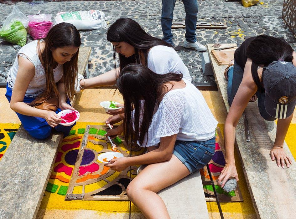 Holiday Experience Volunteer Program in Guatemala - Antigua